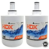 HDX Samsung Refrigerator Water Filter Twin Value Pack (Pack of 6)