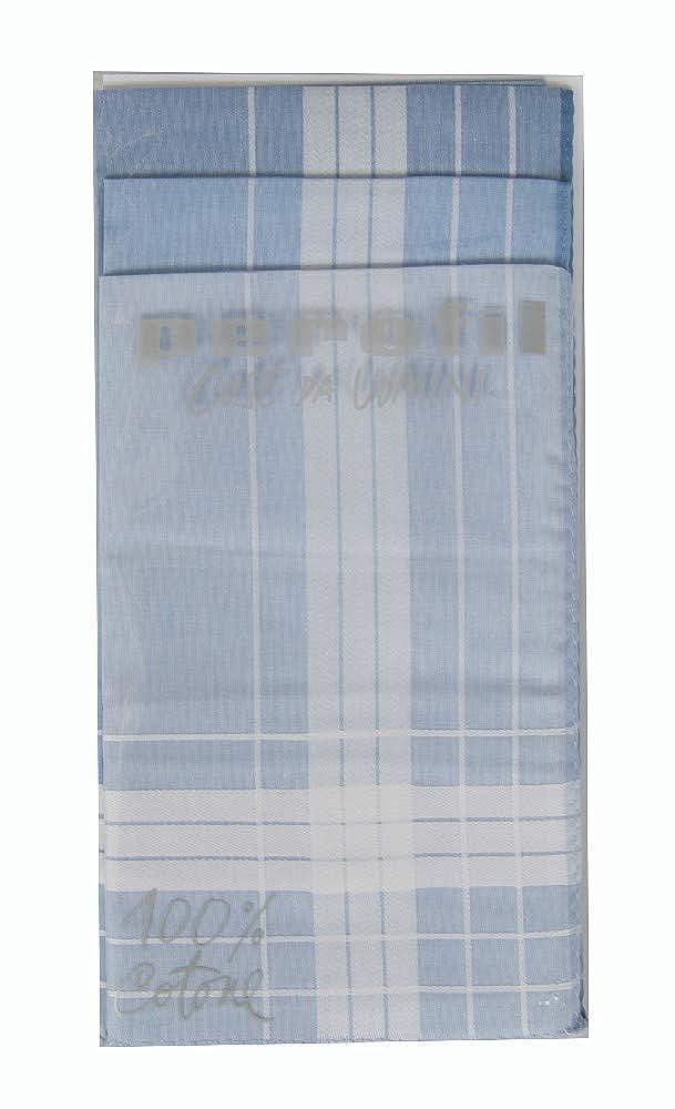 Perofil Confezione 3 fazzoletti cm.45x45 articolo P345B