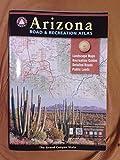Benchmark Maps Arizona Road & Recreation Atlas