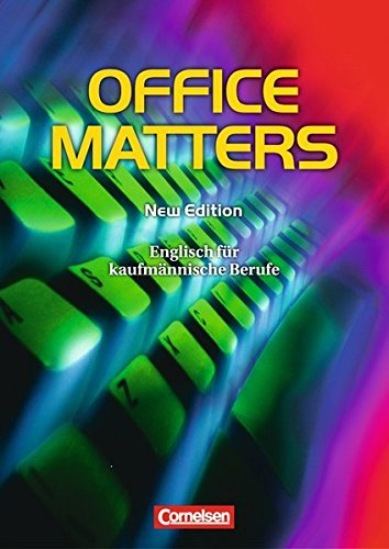 office-matters-second-edition-a2-b1-schlerbuch