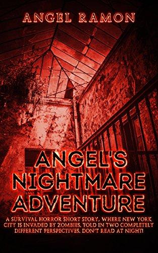 Angel's Nightmare Adventure: A Horror GameLit Adventure by Angel Ramon