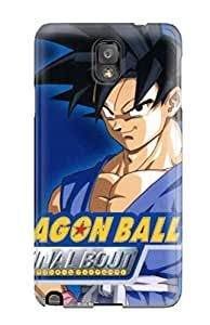 Dragon Ball Gt Case Compatible With Galaxy Note 3/ Hot Protection Case