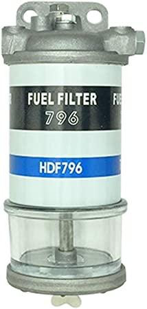 Amazon.com: 1692890M91 Compatible with Massey Ferguson Fuel Filter Assy  230, 235, 245, 1085, 255, 265,: Garden & OutdoorAmazon.com