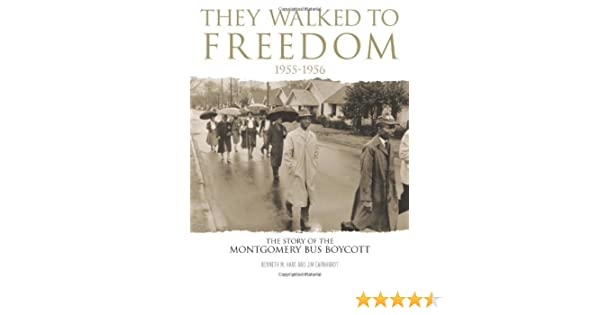 They Walked To Freedom 1955-1956: The Story of the