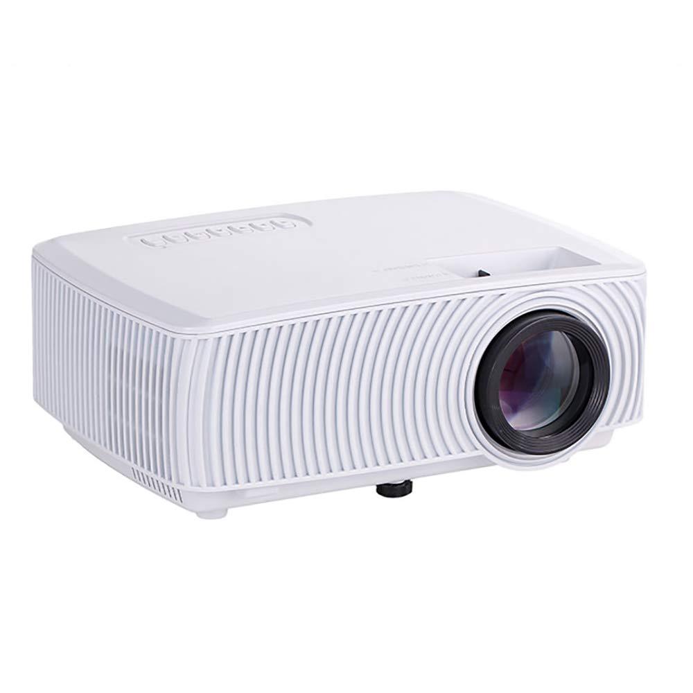TLgf Teléfono móvil proyector casero 120 Pulgadas 1080P HD de ...