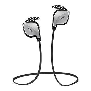 VTin Auriculares Bluetooth 4.1 manos libres estéreo inalámbricos para basculador, Correr, deporte ,running