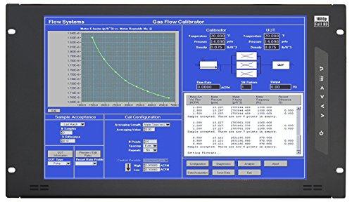 (Rackmount LCD Panel - 6U 17