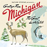 Greetings From Michigan the Great Lake State [Importado]