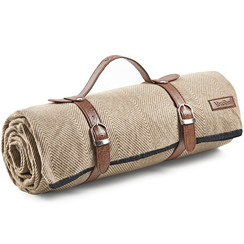 - VonShef Picnic Blanket - Large 58