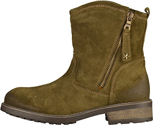 Olive Tamaris 29 1 Womens 25454 Booties EqrqXcTw