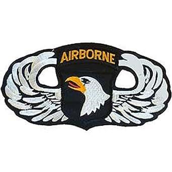 Amazon.com: US Army Large Jacket or Shirt Stitch Patch - 101st