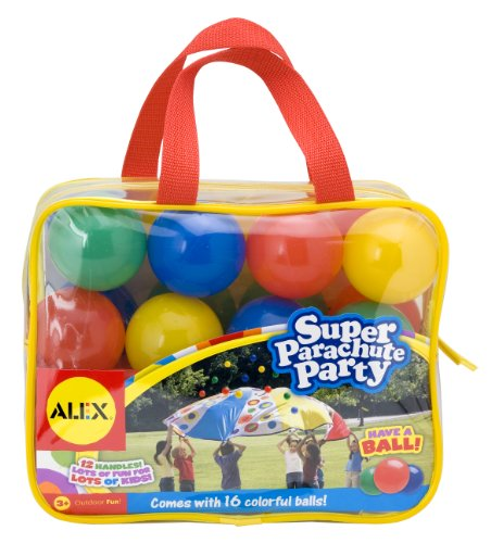 ALEX Toys Active Play Giant Parachute Party]()