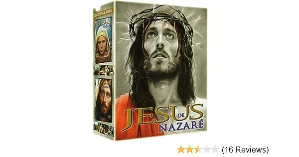 Amazon com: Jesus of Nazareth (Tv Mini-series), Jesús De Nazaret