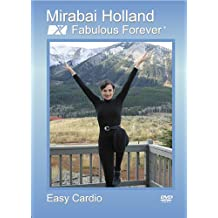Easy Cardio Low impact Aerobics DVD for Beginners, Boomers and Seniors Exercise by Mirabai Holland
