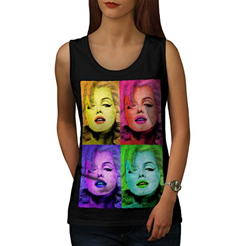 Marilyn Monroe Famous Icon Women S Tank Top | Wellcoda