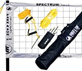 Park and Sun Sports Spectrum Classic Volleyball Set Color: White