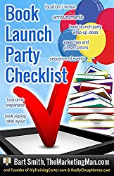 Book Launch Party Checklist