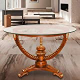 TroySys Glass Table Top, Pencil Edge, Tempered