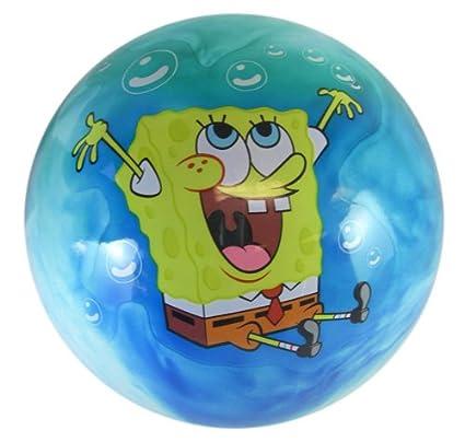 Amazon.com: Bob Esponja – Bob Esponja Bola inflable de bola ...