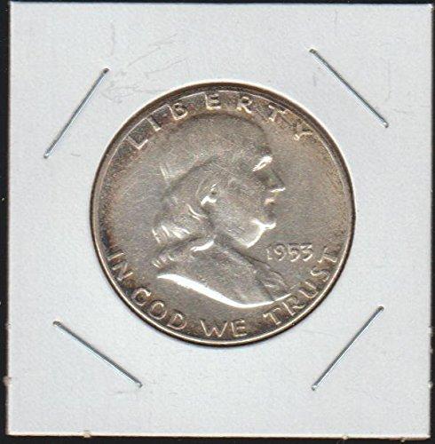 (1853 Franklin (1948-1963) Half Dollar Choice Extremely Fine )