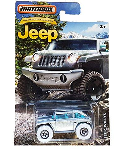 Silver Jeep - 5