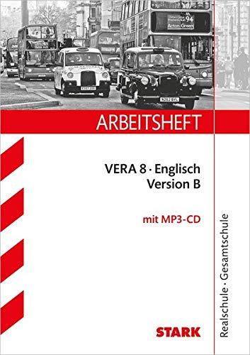 Arbeitsheft Realschule - Englisch VERA 8