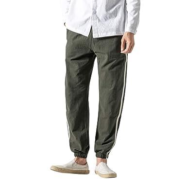 which Simon Mens Pants Pantalones de chándal para Hombre con ...