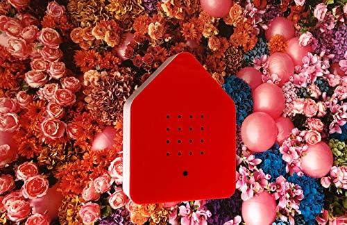 11/x 12/x 3/cm Zwitcherbox Classic zwitscherbox rot//wei/ß
