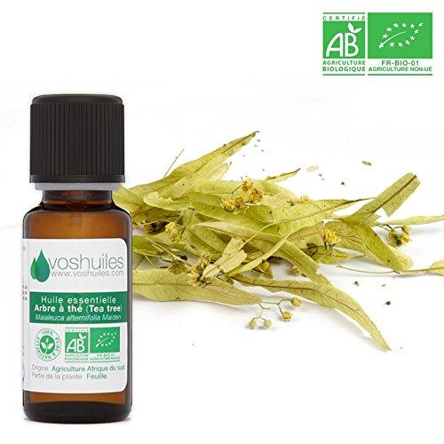 Huile Essentielle BIO d'Arbre à thé (Tea tree) - 10ml product image