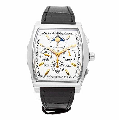 - IWC Da Vinci Automatic-self-Wind Male Watch IW376207 (Certified Pre-Owned)
