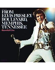 From Elvis Presley Boulevard Memphis Tennesee (180G Audiophile Burgundy Red Vinyl/Limited Edition)