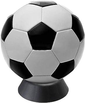 LIOOBO Soporte de Bola 3pcs Soporte de Pelota de Baloncesto Fútbol ...