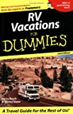 RV Vacations for Dummies, Harry Basch and Shirley Slater, 076454442X