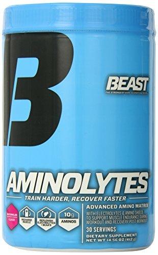 Beast Sports 412g Watermelon Aminolytes by Beast Sports