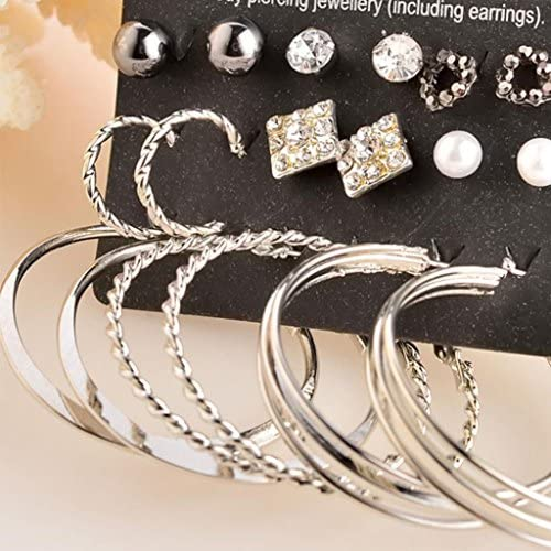 Set earrings bracelet necklace synthesis of leather and silver