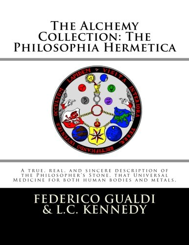The Alchemy Collection: The Philosophia Hermetica [Gualdi, Federico] (Tapa Blanda)
