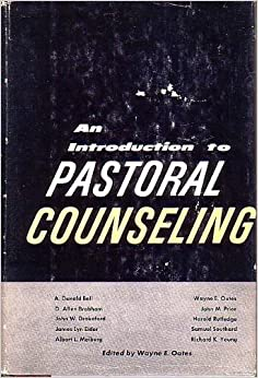 introduction to pastoral counseling Introduction to pastoral theology spring 2008 this course provides seminary students with a solid introduction to pastoral care, counseling.