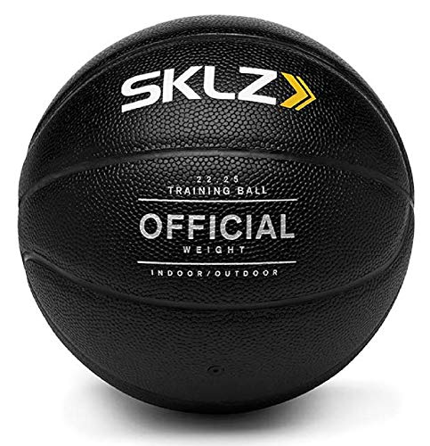 SKLZ Control Training Basketball for Improving Dribbling and Ball Control, 22.25 Inch, Official Weight