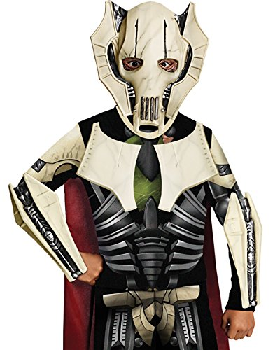 [General Grievous Costume - Large] (Star Wars General Grievous Child Costumes)