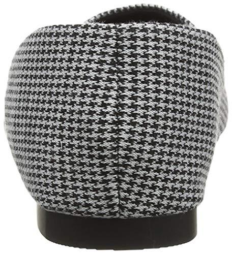 Pattern New Look Fermé 09 LuppyEscarpins Bout Noirblack Femme BordCWxe