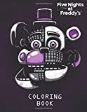 Five Nights at Freddy's: Coloring Book for Kids and Adults - 40 illustrations