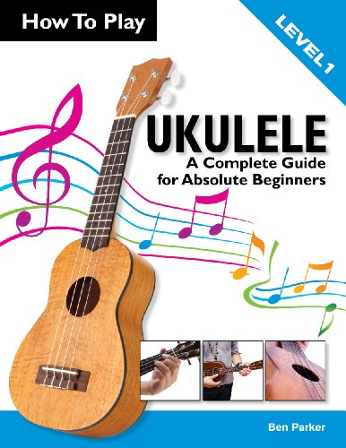 How Play Ukulele Complete Beginners ebook product image