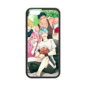 Special Design Cases iPhone 6 4.7 Inch Cell Phone Case Black Kuroko's Basketball Zycvl Durable Rubber Cover
