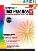#7: Spectrum Test Practice, Grade 2