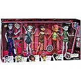 Mattel Monster High We Are Monster High Student Disembody Council Doll Set