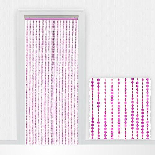 EVIDECO Diamond Cut Beads Curtain Doorway 36 Strings