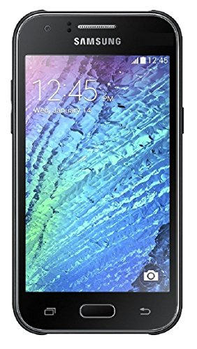 Samsung Galaxy J1 J100M Duos Latin Stock Unlocked Phone - Retail Packaging - Black