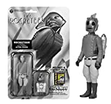 SDCC Exclusive Black and White Rocketeer ReAction Figure