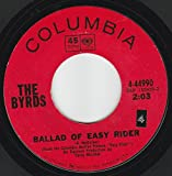 45vinylrecord Ballad Of Easy Rider/Wasn't Born To Follow (7