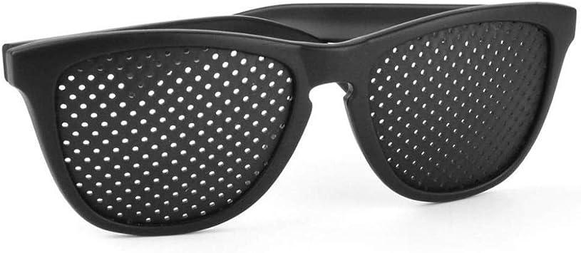 Les lunettes à trous d'épingle, les lunettes à petit trou